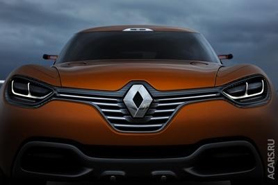 Renault заведе маленький кросовер