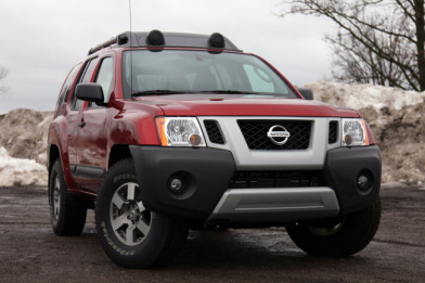Nissan залишить Xterra і Frontier класичними позашляховиками