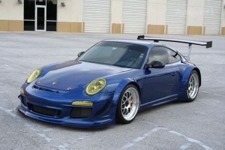 Porsche 911 GT3 RSR від Orbit Racing 2013