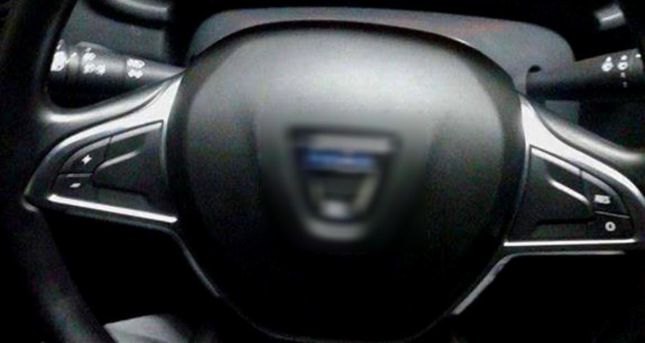 Новий Renault Duster: перше фото салону кроссовера