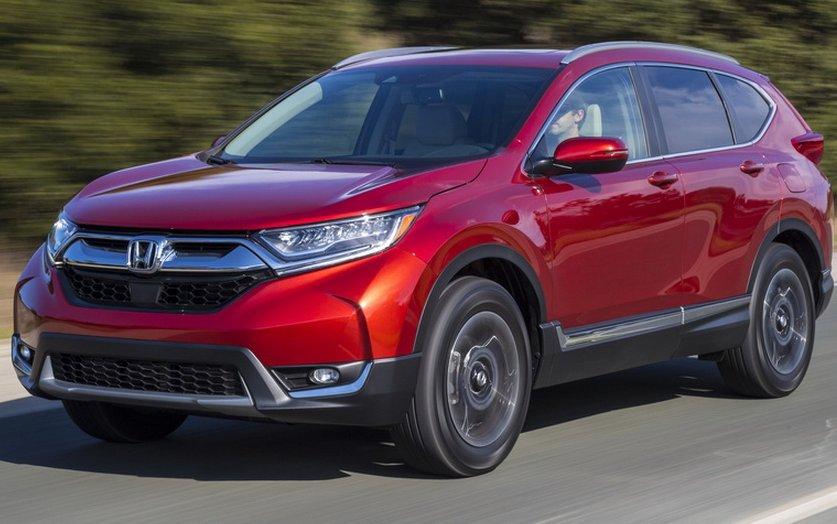 Оприлюднено цінник нового Honda CR-V