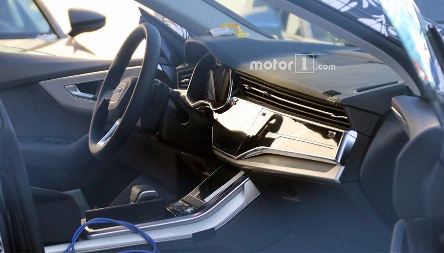 Кросовер Audi Q8 розсекретили до прем'єри