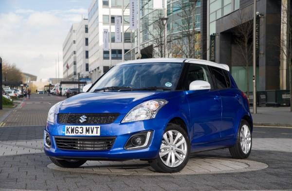 Новий Suzuki Swift виходить на ринок (відомі ціни)
