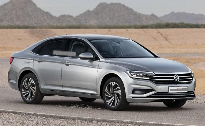 Нова Volkswagen Jetta: перші зображення