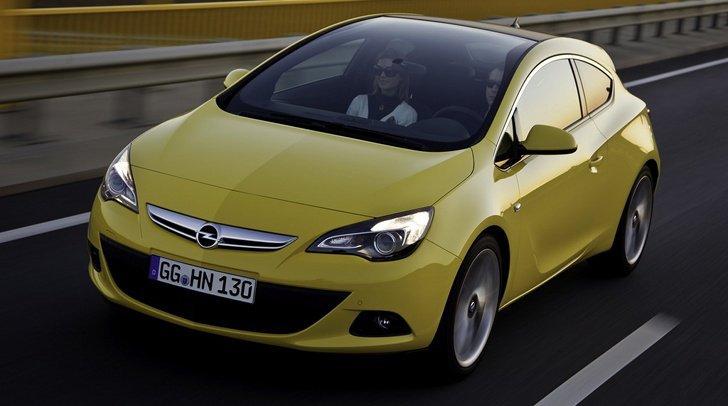 Opel розширив лінійку моторів Astra GTC