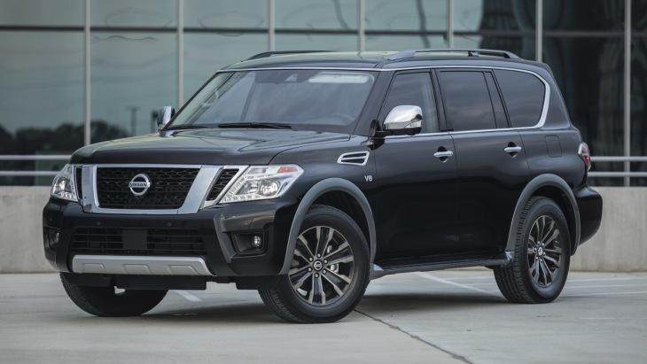 Nissan Patrol 2018: офіційна презентація