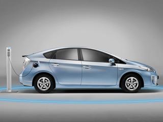 Нова Toyota Prius отримає повний привід
