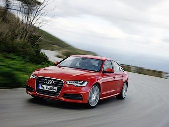 Audi відкликає A6 через дефект подушок безпеки