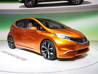 Nissan Invitation з'явиться в 2013 році