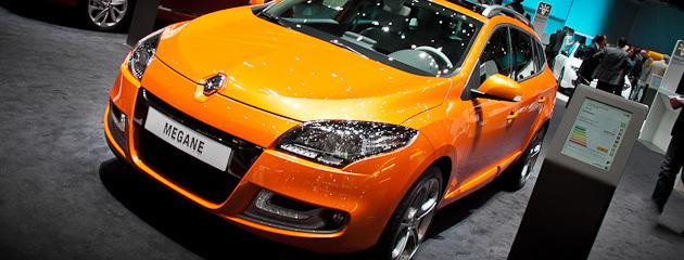Оновлені Renault Megane та Scenic