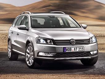 Volkswagen привезе в Токіо позашляховий Passat