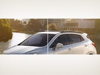 Новий Buick натякне на маленький кросовер Opel