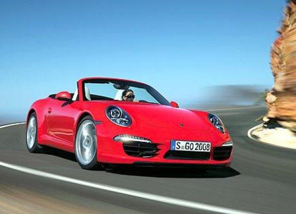 Porsche представила новий Cabriolet