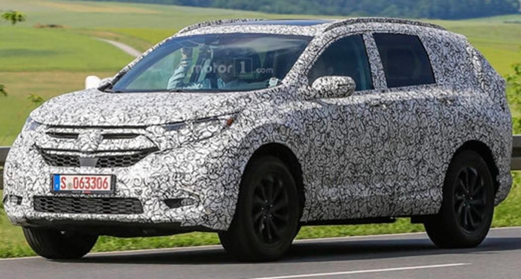 Honda CR-V 2018: ���� �������� ����������