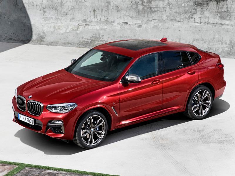 BMW показала новий X4