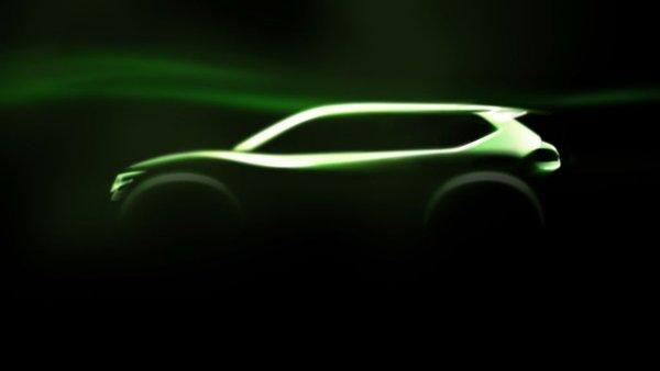 Hi-Cross - новий Nissan X-Trail