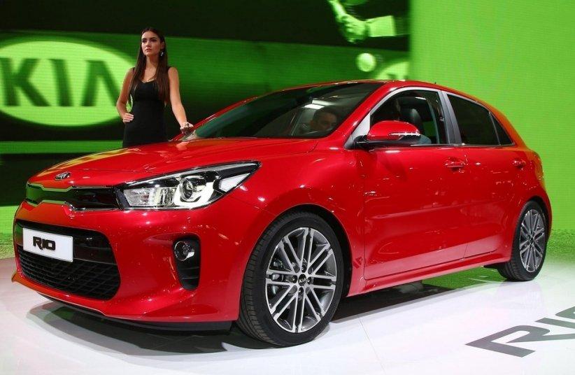 Kia Rio 2017: що відомо про новий автомобіль?