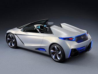 Honda запустить в серію маленький електрородстер