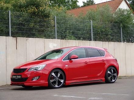 Opel Astra від Senner Tuning