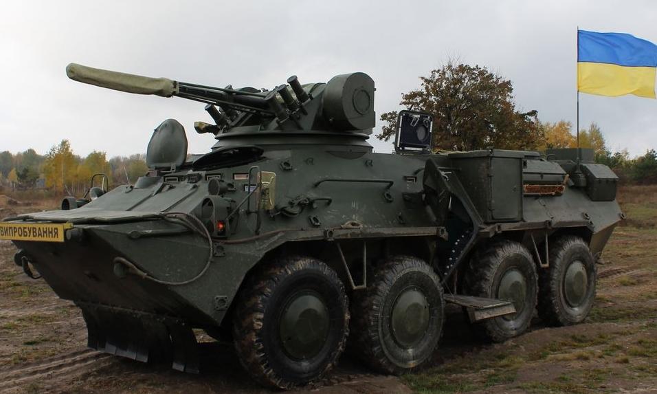 Найновіша техніка з точним озброєнням: що передано українським захисникам?