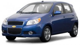 Автомобіль Chevrolet Aveo перетворять на ЗАЗ Vida