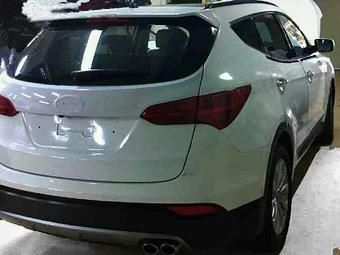 Перші фотографії нового Hyundai Santa Fe
