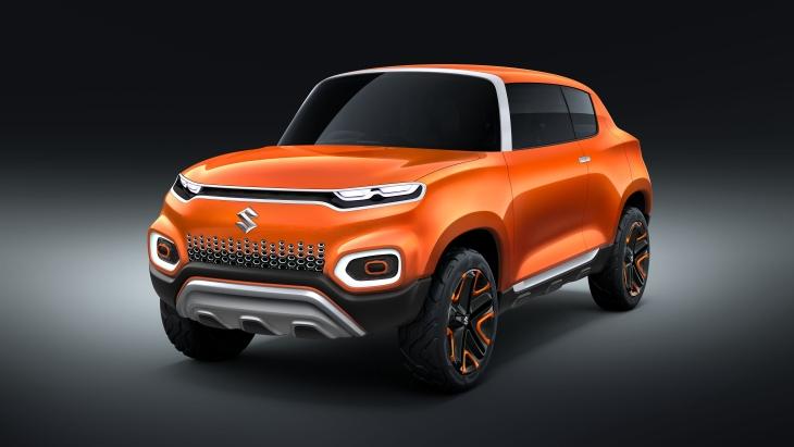 Suzuki представила кросовер Future S