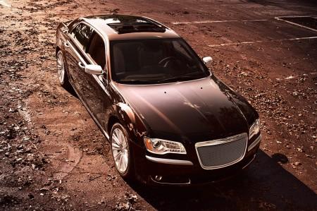 Новий Chrysler 300 Luxury Edition 2012