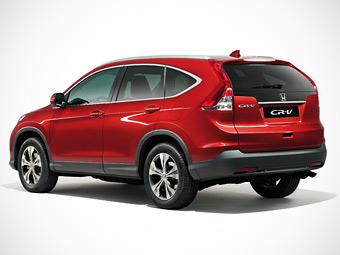 Honda розсекретила європейський CR-V