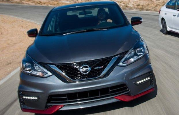 Nissan показав новий седан: фото, відео та інформація