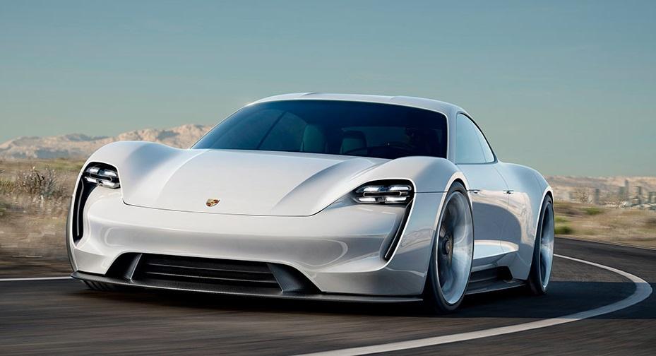 Електрокар від Porsche: нова інформація