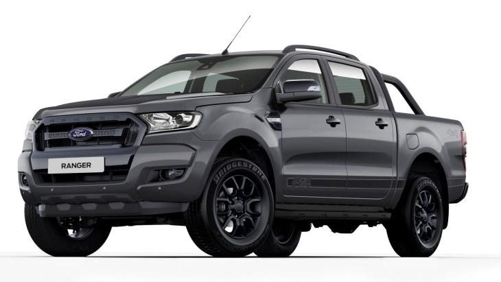 Новий Ford Ranger готовий до дебюту