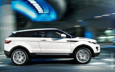 Range Rover Evoque стане ще менше