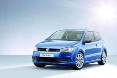 Компанія Volkswagen на автошоу в Женеві презентувала публіці Polo BlueGT