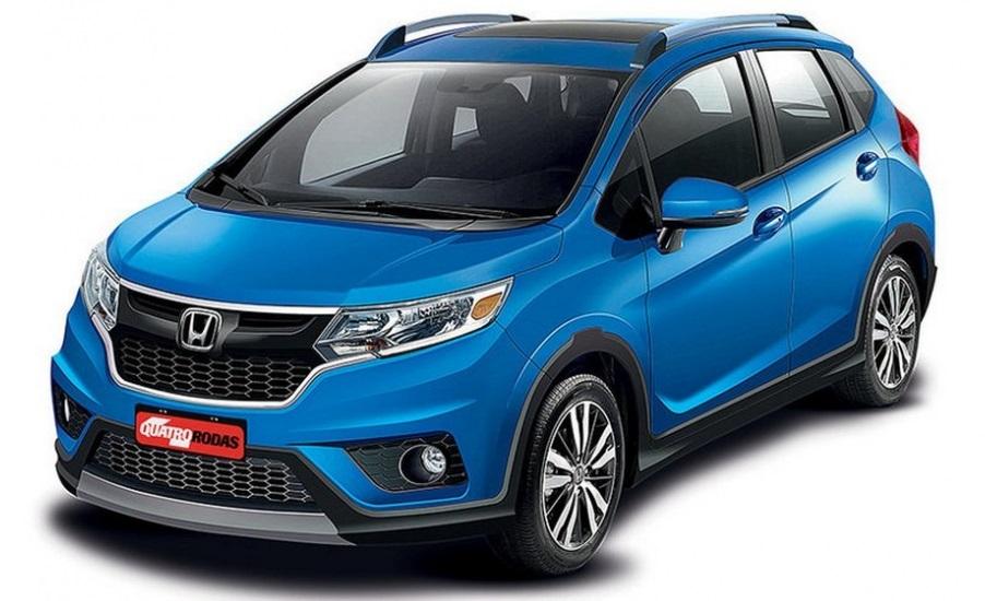 ��������� Honda WR-V: ���� ��� ����������
