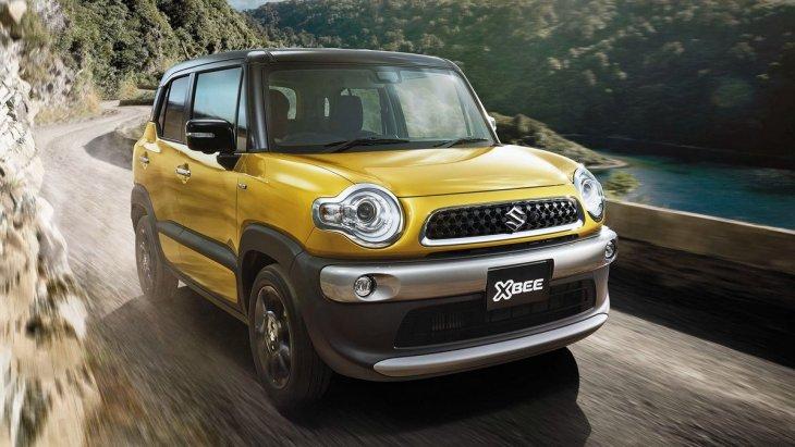 Suzuki виводить на ринок субкомпактний кросовер