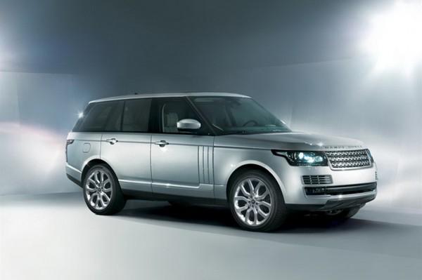 Британці знову нагородили новий Range Rover