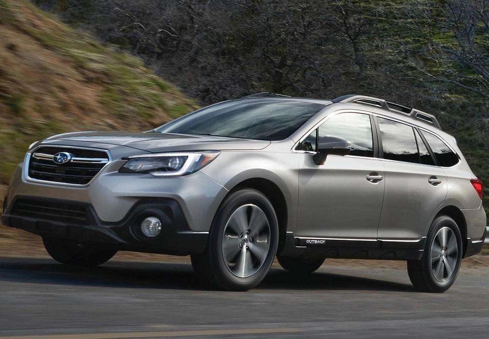 Subaru Outback 2018: офіційна інформація про нове покоління кросовера