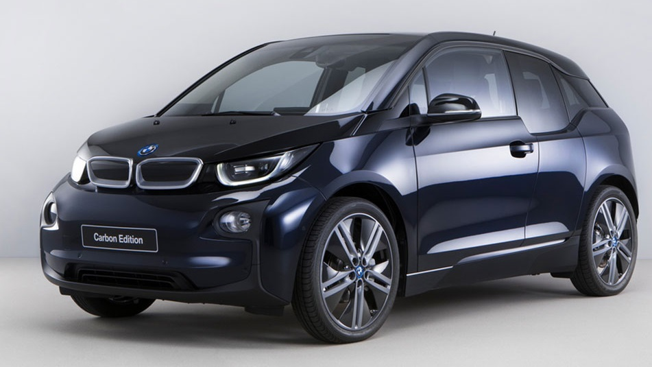 BMW i3: з'явився новий електромобіль