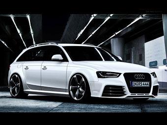 Потужність двигуна нового Audi RS4 перестала бути секретом
