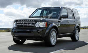 Land Rover обновив Discovery 4
