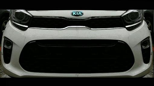 Kia Picanto 2017: перше відео новинки
