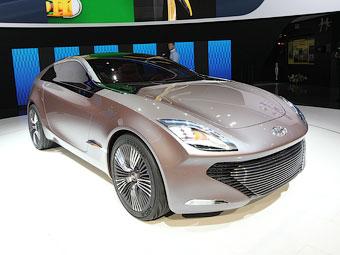 У Женеві показали стилістику майбутніх моделей Hyundai