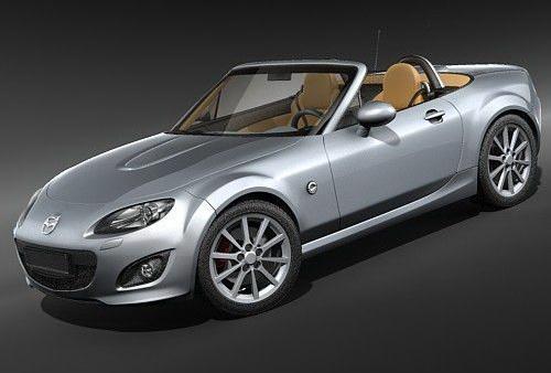 У новій Mazda MX-5 буде стояти маленький турбомотор SkyActiv