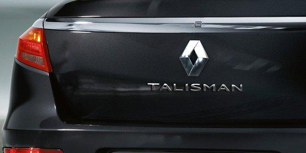 Renault Talisman - флагман модельного ряду