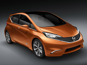 Nissan показав передвісника нової масової моделі