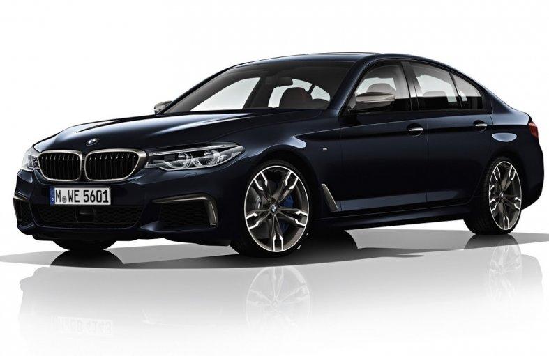 Світова прем'єра BMW 5-Series 2018 року
