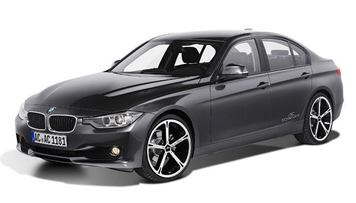 AC Schnitzer підготує тюнінг-пакет для BMW 3-Series