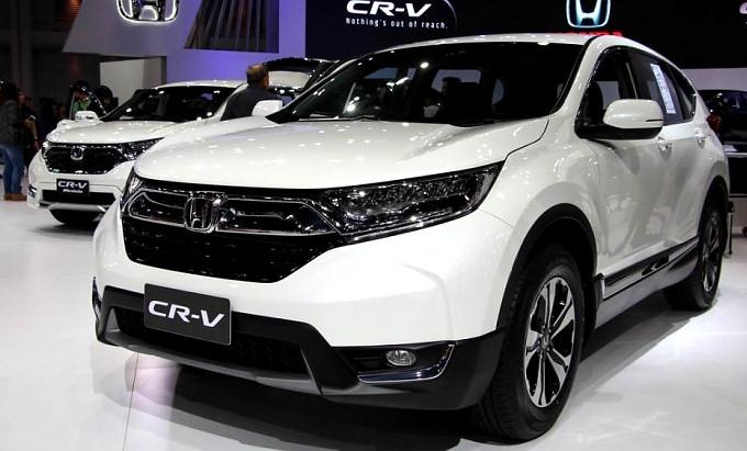 Яким буде новий кросовер Honda CR-V?