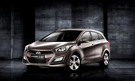 Hyundai i30 став універсалом